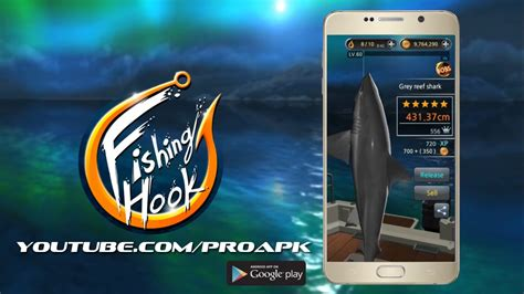 download game android fishing hook mod fishing hook gameplay ios android youtube