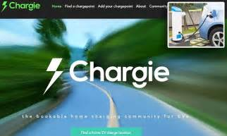 Rent Electric Car Australia Airbnb Style Booking Service For Charging Electric Cars