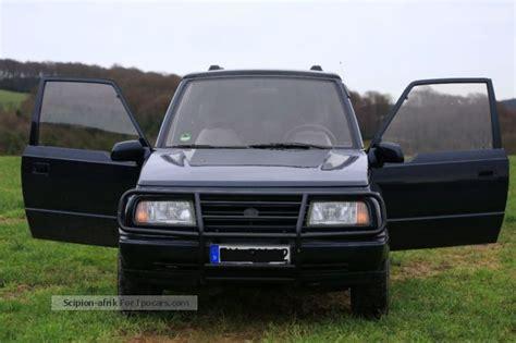 1988 Suzuki Vitara 1988 Suzuki Vitara Car Photo And Specs