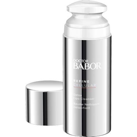 Define Detox And Refine Tanning Lotion by Detox Lipo Cleanser Doctor Babor Babor Kosmetik Und