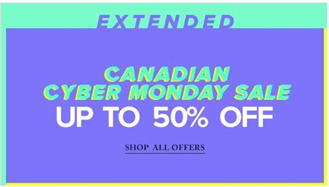 Hudson S Bay Canada Offers Save Up To 50 Select - hudson s bay canada extended canadian cyber monday sale