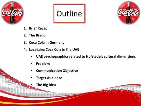 Coca Cola Presentation Coca Cola Ppt
