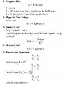 a level physics formula sheet hubpages