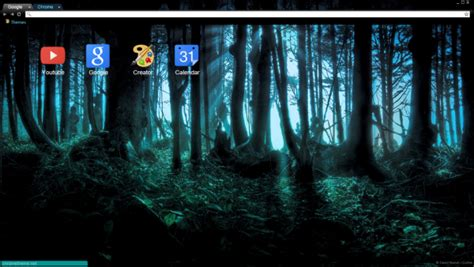 halloween themes chrome 25 spooky and fun halloween browser themes for 2014