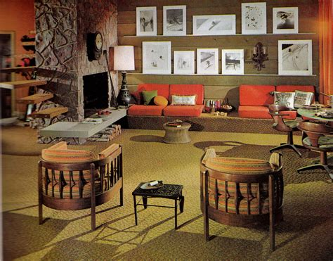 retro home interiors smells like the 70s 5 retro interior design ideas for