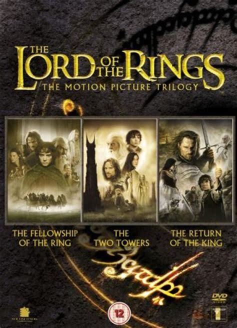 Box Set Original Lord Of The Rings Trilogy ready for an adventure got the lord of the rings trilogy