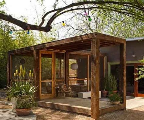 simple covered deck house inspiration pinterest the screened in porch kits 12 beautiful screened in porch