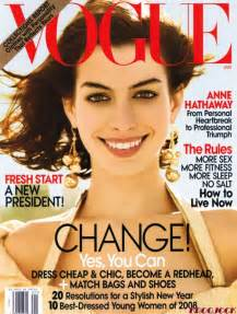 hathaway vogue magazine us january 2009 cover the