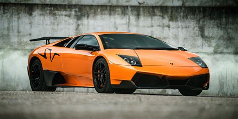 Lamborghini Murcielago 670 4 Sv Murcielago Lp 670 4 Sv