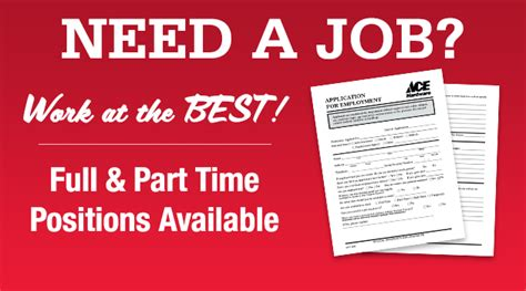 ace hardware employment career opportunities ace hardware heights