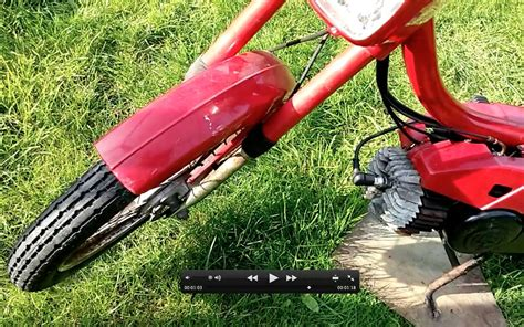 Minni Maxi2 1986 puch mini maxi moped