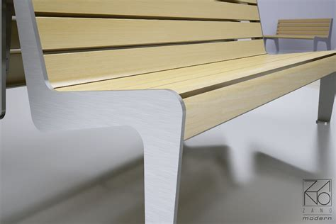 street furniture benches bench soft 02 212 double sided benches zano street furniture