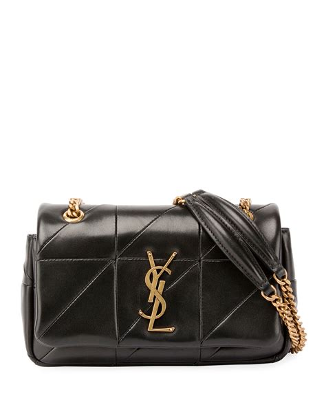 saint laurent jamie monogram ysl small diamond quilted
