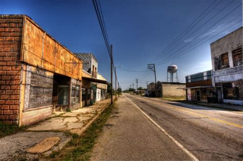 abandoned places in usa gloomy view of abandoned towns 26 pics picture 24 izismile