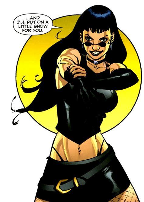 elizabeth rowan wildstorm universe dc comics database