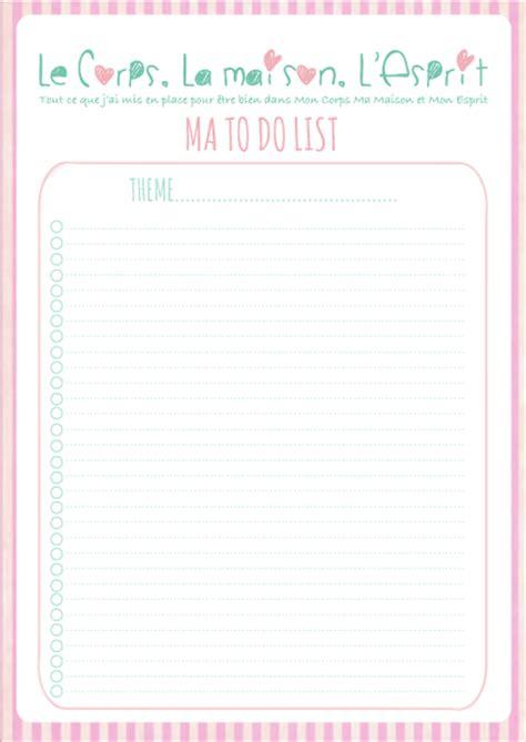 Printable To Do List Cr 233 Amalice