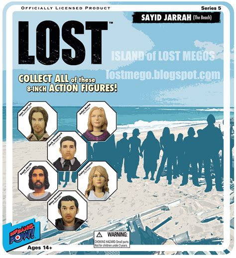 lost cards the island of lost megos lost wave2 card preview from