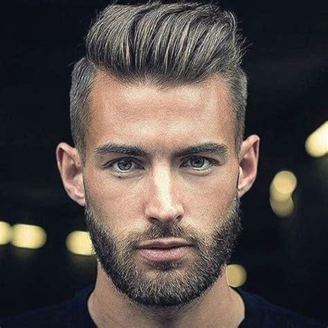 haarstijlen mannen kapsels 2018 mannen 2018 voor korte haarstijlen halflang