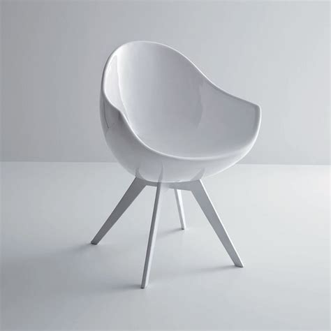 egg shaped desk chair egg shaped jane chair creates a statement