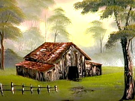 bob ross painting barns twoinchbrush bob ross database list of all bob ross
