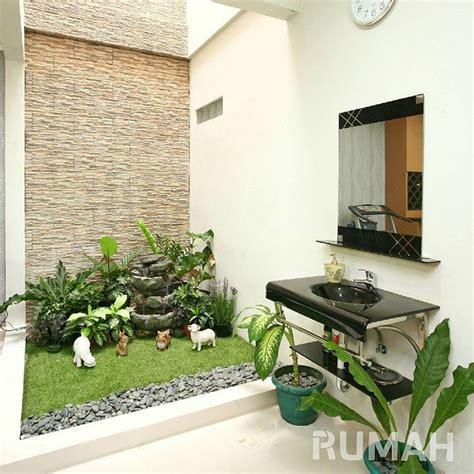model taman minimalis  rumah desain modern