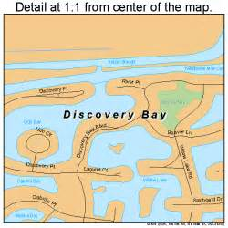discovery bay california map 0619339