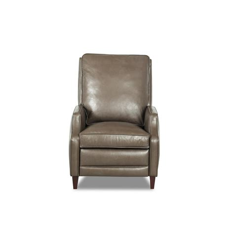 comfort designs comfort design clp250 hlrc frost leather reclining chair
