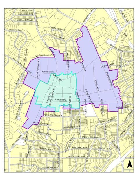 Atlanta Zoning Map by Atlanta Approves New Zoning For Buckhead Village Georgia