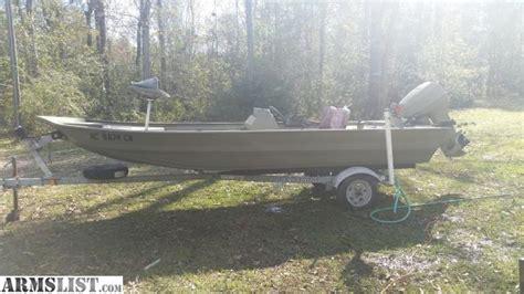 armslist for sale trade 16ft duracraft jon boat 40hp - Duracraft Jon Boats For Sale