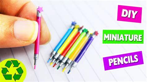 Diy Miniatur Papercraft Gedung Ncpa diy miniature working color pencils easy doll crafts simplekidscrafts