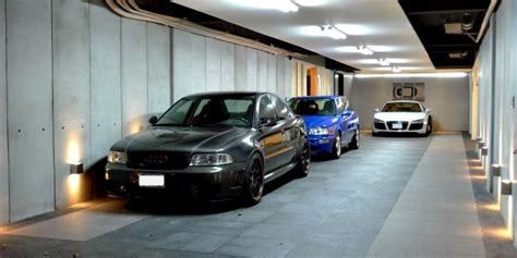 exklusive garagen exclusive with the owner of that audi garage