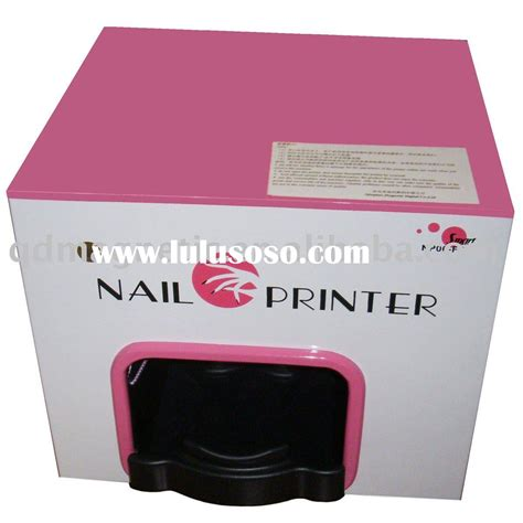 Digital Nail Machine Suppliers