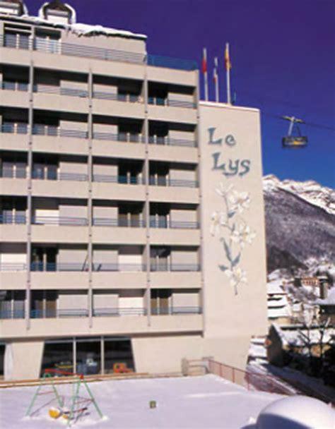 Hôtel Résidence Le Lys réservation en ligne