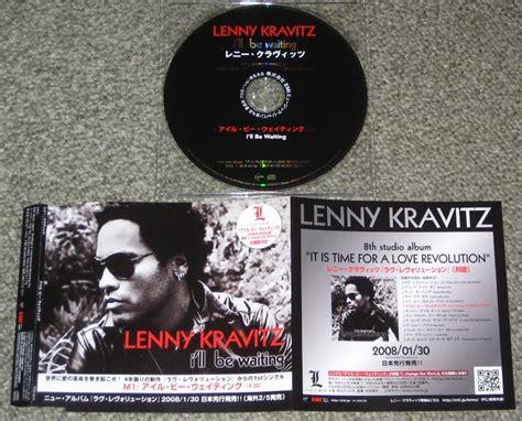 New Lenny Kravitz Ill Be Waiting by Lenny Kravitz I Ll Be Waiting 4 Tr Records Vinyl And Cds