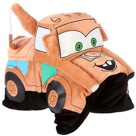 Tow Mater Pillow by Disney Pixar Cars 2 Tow Mater Pillow Pet Brown 18 99