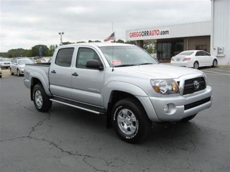 2011 Toyota Tacoma Trd Sport Specs by 2011 Toyota Tacoma Trd Prerunner Cab Data Info And