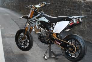 Honda Crf 450 Sm Supermotard Motorcycle Photo Of The Day