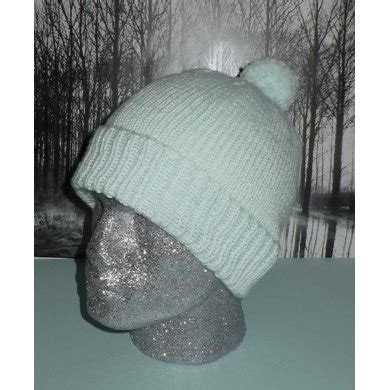 simple bobble hat knitting pattern simple bobble beanie hat knitting pattern by