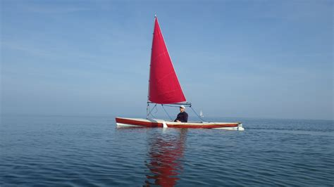 50 Sq M To Sq Ft by Bootsbaugarage Ch Artemis Sailing Canoe Kit