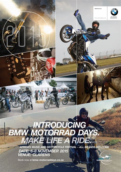 Motorrad Days South Africa by Bmw Motorrad Days Africa S Motorcycle Festival