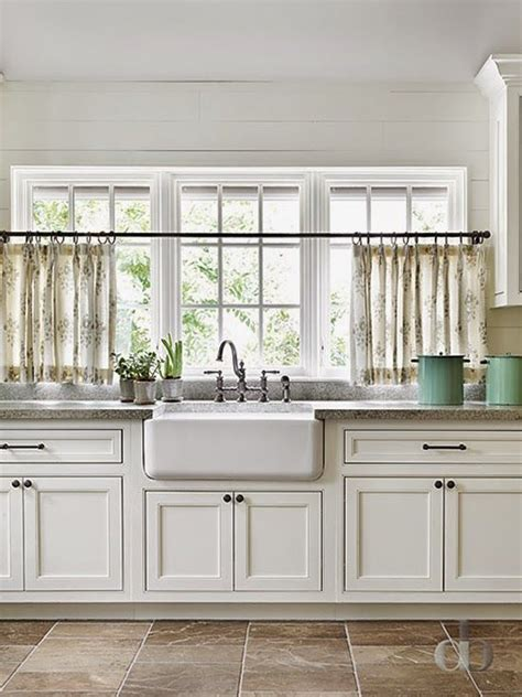 cafe style kitchen curtains tabulous design window dressings 101