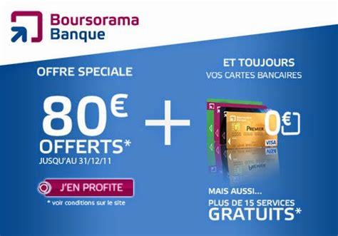 Plafond Retrait Boursorama by Boursorama Banque Actualit 233 Financi 233 Re