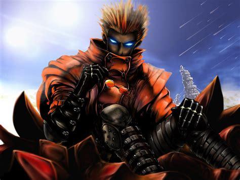 afro samurai battle anime battle vash the stede vs afro samurai battles