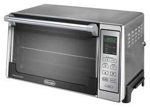 Toaster Convection Ovens On Sale Delonghi Convection Toaster Pizza Oven Silver Do2058