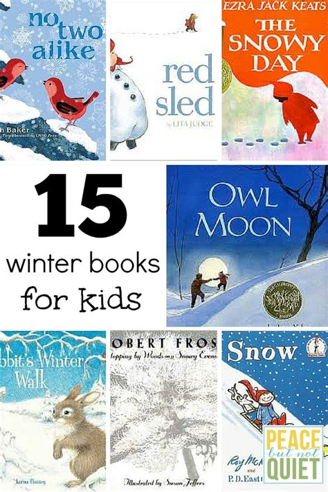 winter picture books 15 winter books for