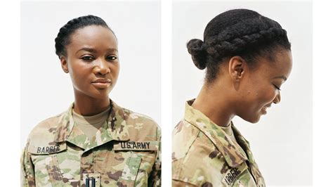 what braid hairdos are accepted in the military por qu 233 simplemente no puedes desrizar tu cabello miss