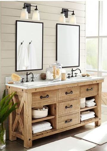 Farm Style Bathroom Vanity Farmhouse Bathroom Vanity Best 25 Ideas On Within Style Rustic Bath Bedroom