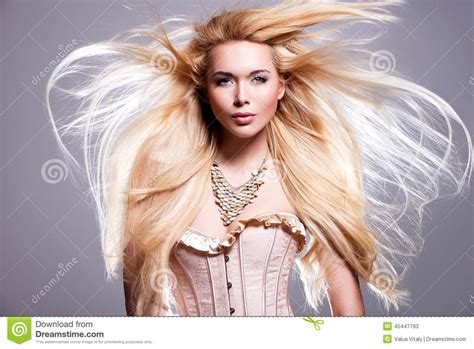 sexy woman blond hair stock photography image 10097442 beautiful sexy woman with long blonde hair stock photo