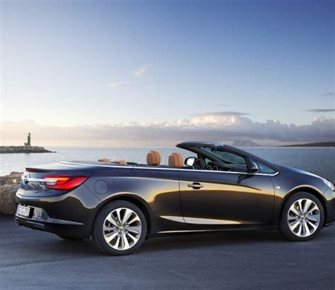 opel cascada trunk 2014 opel cascada cabriolet price and pictures the news