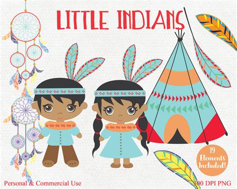 indian clipart american indians clipart commercial use clip